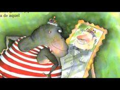 EL PRÍNCIPE CENICIENTO, de Babette Cole, es una divertida versión del cuento de Cenicienta Spanish Language Learning, Teaching Spanish, Baby Music, Social Emotional Learning, Popular Books, Educational Videos, Children's Literature, Bedtime Stories, Stories For Kids