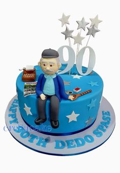 Cake My Day 90th Birthday Tea And A Crossword