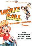 The Lucille Ball RKO Comedy Collection, Vol. 1 [2 Discs] [DVD]
