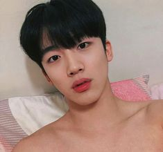 Daily 'Boyfriend Cuts' of Kim Yohan, Who Currently Ranks in 'Produce That will Make You Feel Like Sexy Melted Marshmallow Lee Dong Wook, Produce 101, Ulzzang Boy, Korean Men, Your Boyfriend, Mingyu, Kpop Boy, Boyfriend Material, Handsome Boys