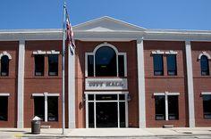 City Hall, Carthage, MO