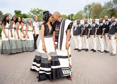 Wondering what are the most popular South African names for girls and boys this year? Which is the most popular surname in South Africa? African Wedding Attire, African Attire, African Fashion Dresses, African Dress, African Lace, Zulu Traditional Wedding Dresses, South African Traditional Dresses, Traditional Outfits, South African Names