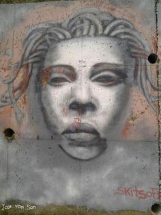 Greek Street Art: Human Rights. ...