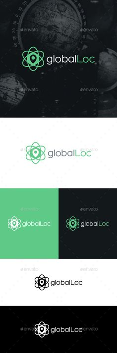 Global Location Logo Template Vector EPS, AI. Download here: http://graphicriver.net/item/global-location-logo-template/15401046?ref=ksioks