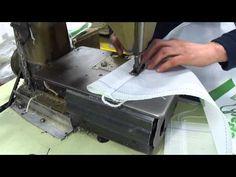 Sewing Mail Sacks