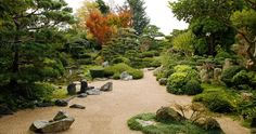 Erik BORJA : Jardin zen - Jardin d'artiste - Jardin japonais