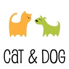 Cat & Dog   Logo Design Gallery Inspiration   LogoMix