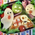 Halloween - 20 lunchbox ideas...super cute