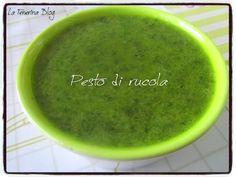 PESTO DI RUCOLA | la Tenerina blog