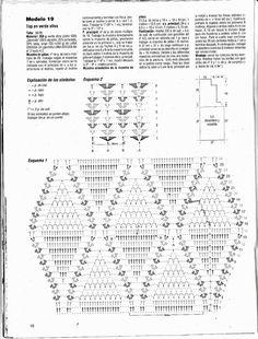 Blusas... Crochet - Thalia Colo - Picasa Web Albums