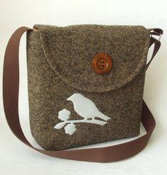 Harris Tweed Messenger Bag Michael Kors Táska 9f4095196d