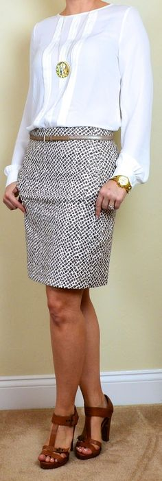 8 nice casual business clothes combinations for women - Page 4 of 8 - women-outfits.com