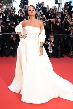 Rihanna at the Okja premier at Cannes Film Festival - May 19 2017
