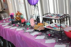 Ava's 7th Birthday Party | CatchMyParty.com