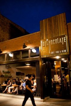 Mindy's Hot Chocolate. While the savory food and drinks are very good, the sweet and hot chocolates are predictably not to be missed from an owner with a James Beard award for best pastry chef.   The 38 Essential Chicago Restaurants, January 2015 - Eater Chicago