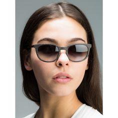 Holz-Sonnenbrille Schmetterling Schwarze Aprikose #wooden #sunglasses #einstoffen #ecodesgin