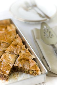 "Baklava - ""different"" version"