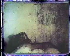 The beauty of decay captured on Polaroid film by Kalian Lo