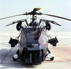 Blue Thunder Helicopter.........  I'll take 5.