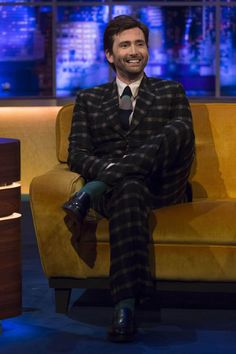 TV PREVIEW & PHOTOS: David Tennant Guests On The Jonathan Ross Show | DAVID TENNANT NEWS FROM WWW.DAVID-TENNANT.COM