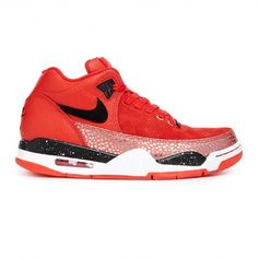 Nike Flight Squad Qs 679260-600 Sneakers — Basketball Shoes at CrookedTongues.com