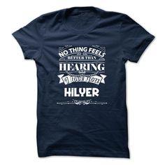 [New last name t shirt] HILYER Shirt design 2016 Hoodies, Tee Shirts