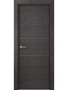 Buy this Wood Interior door Single Door is an excellent complement for your home Interior Doors, Modern Interior, Interior Design, Door Design, House Design, Bedroom Doors, Single Doors, Modern Room, Scale Model
