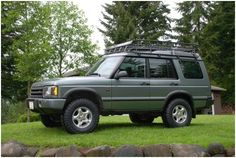 classic land rovers discovery