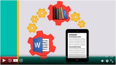 Format in Microsoft Word and Convert to eBook in Calibre-udemy free coupon