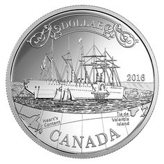 Proof Fine Silver Dollar – 150th Anniversary of the Transatlantic Cable (2016)
