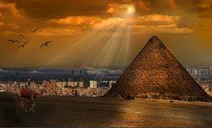 Paisajes de Ensueño: EGIPTO