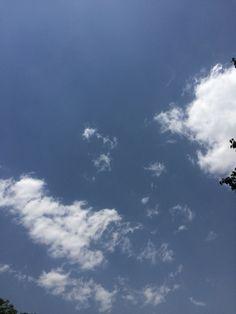 2015년 5월 4일의 하늘