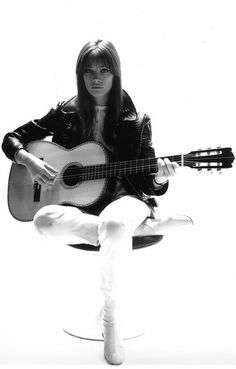 Francoise Hardy in Courreges 1966