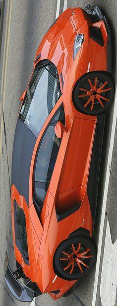 DMC Lamborghini Aventador: @PunIntendedMag