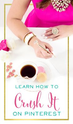 FREE 5 Day Course from Brilliant Business Moms! Learn how to Crush it on Pinterest!