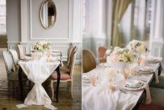 4 0 14 0 0 1872 Le chemin de table est un élément à ne pas négliger puisque c'est lui qui habillera vos tables de mariages et de réception. Voici…