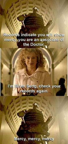 "Doctor Who "" The Big Bang "" ( 5x13 ) - River Song"
