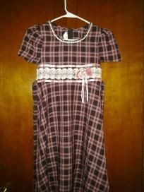 Bonnie jeans dress for girls. V cute for her. Size 8 tall free ship for $12.99
