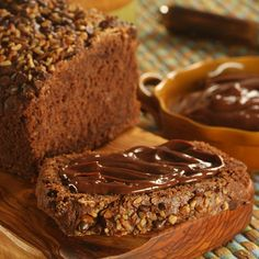 DELICIOUS CHOCOLATE QUICK BREAD &  CHOCOLATE HONEY BUTTER RECIPES