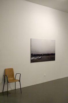 """""""Poesía industrial"""" by Carlos Albalá en la Exposición Generación 2007 - La casa Encendida de Madrid."""