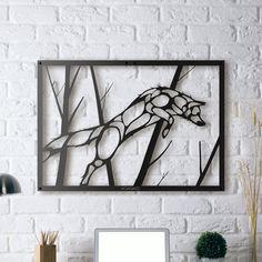 Metal Poster - Fox