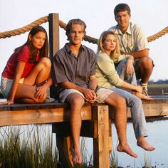 The Cast of Dawson's Creek: Where Are They Now?