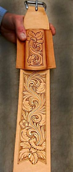 leather crafts ideas custom tooled leather bible cover bible and book 2323