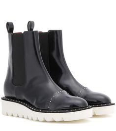 Stella McCartney - Ankle Boots Odette mit Mininieten