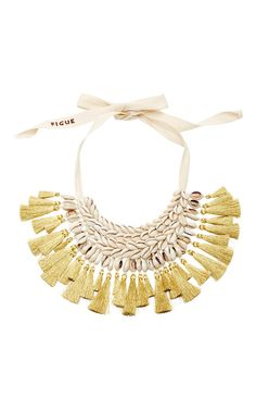 Leta Necklace by FIGUE for Preorder on Moda Operandi