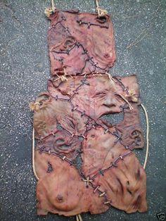 'skin' apron