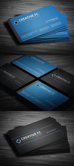 Business Card Design 8 #businesscards #businesscardsdesign #businesscardstemplates #visitingcards #graphicdesign