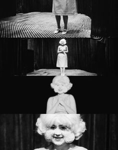 The lady in the radiator, Eraserhead