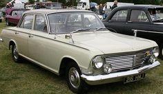 1963 Vauxhall PB Cresta