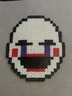 Perler / hama bead marionette fnaf Five nights at freddy's 2